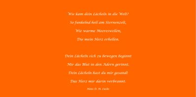 Gedicht_Laecheln_Orange